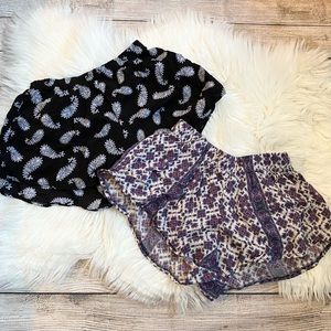 Brandy Melville Shorts - Bundle of 2
